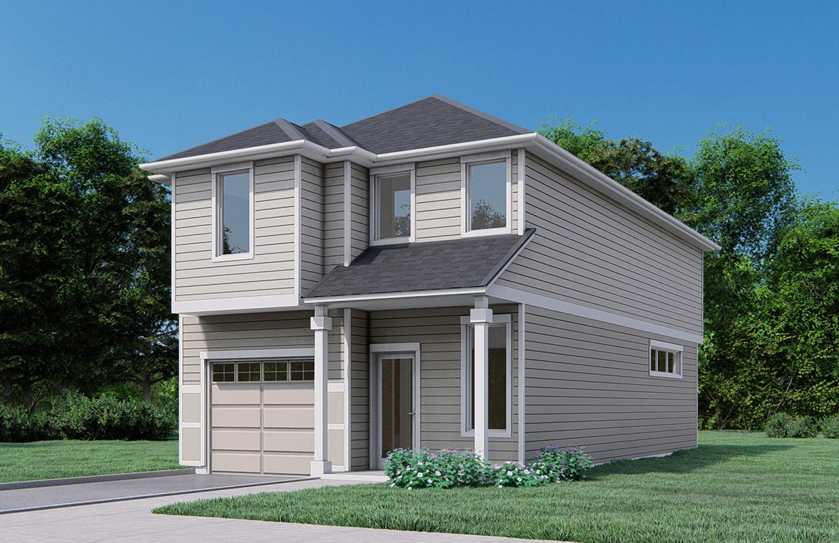 136th single home