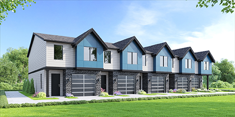 Comus Townhomes